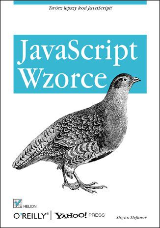 "Książka ""JavaScript Wzorce"" Stoyana Stefanova"