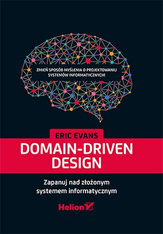 Książka Domain Driven Design Erica Evansa