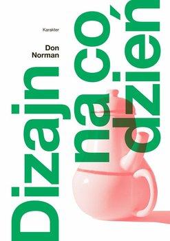 """Książka """"Dizajn na co dzień"""" Dona Normana"""
