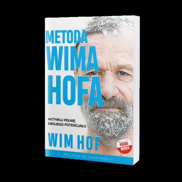 "Książka ""Metoda Wima Hofa"" Wima Hofa"